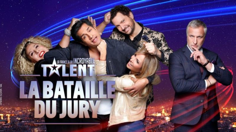 """Chute impressionnante dans """"La France a un incroyable talent : La bataille du jury"""" sur M6"""