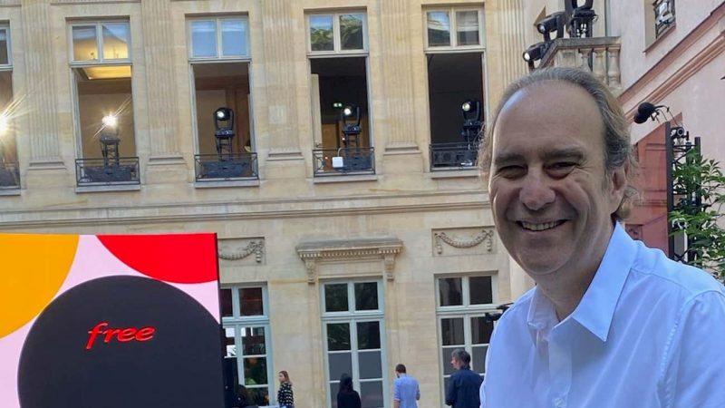 Xavier Niel, douzième fortune de France en 2020 derrière Patrick Drahi