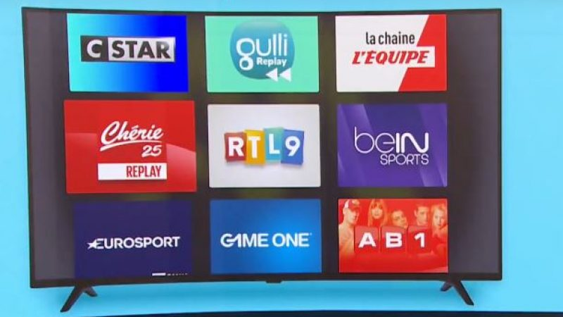 "Free propose une nouvelle interface TV ""OQEE"" sur sa Freebox Pop"