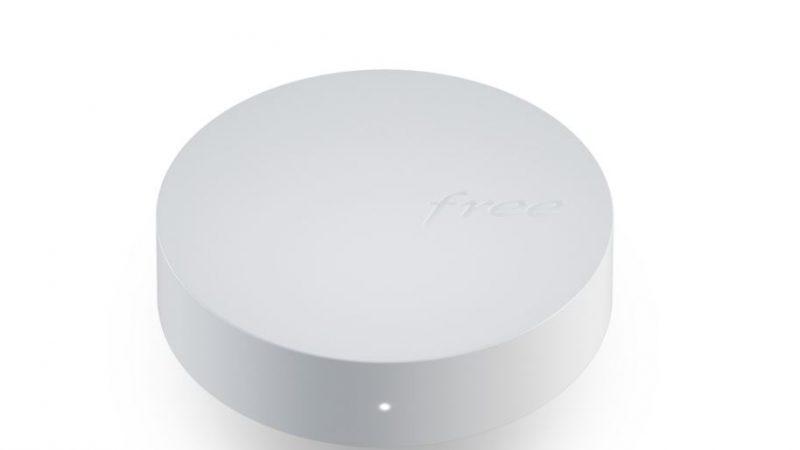 Freebox Delta : le répéteur WiFi Pop est bien compatible avec la caméra du pack sécurité