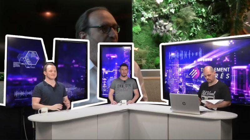 Totalement fibrés : Xavier Niel vous parle de la Freebox V8, et nous faisons le tour de ses fonctionnalités déjà connues…