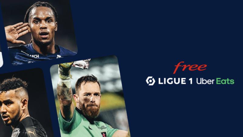 Free Ligue 1 Uber Eats dévoile toute sa compo d'équipe, journalistes connus, comédiens et vidéastes pour séduire