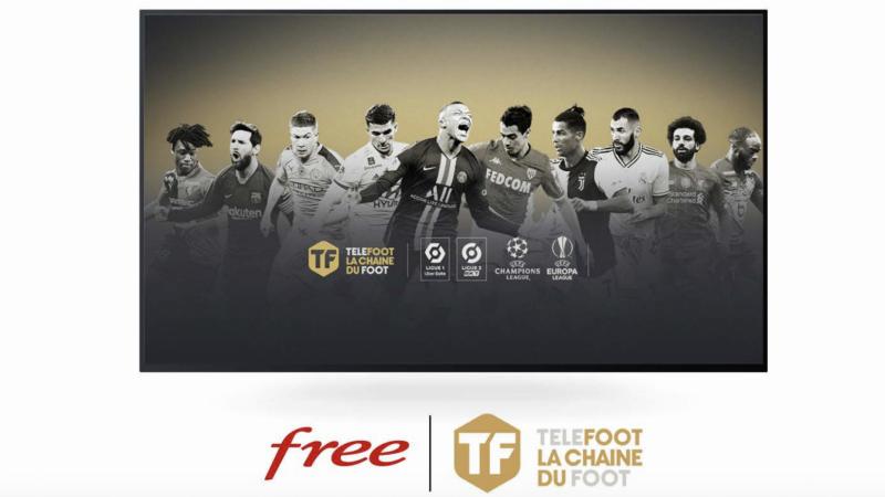 C'est fait, la chaîne Téléfoot est à présent disponible sur les Freebox