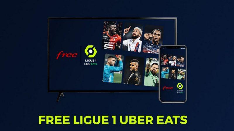 Free Ligue 1 Uber Eats : comment être fin prêt pour suivre vos équipes de foot favorites et les matchs importants, on vous dit tout
