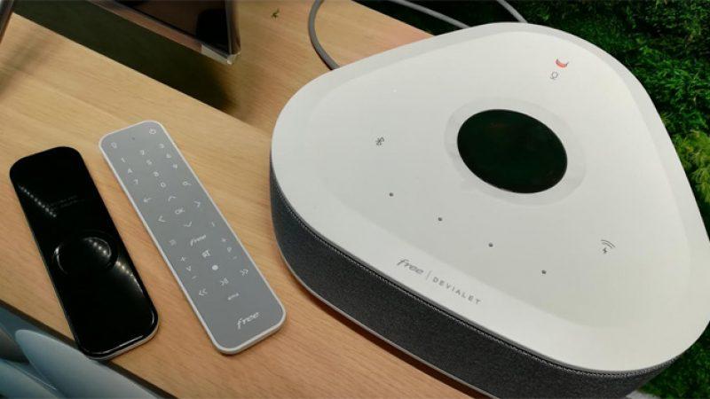 Nouveau : Vous pouvez désormais ajouter une ligne de recommandation pour les enregistrements sur l'interface TV de la Freebox Delta