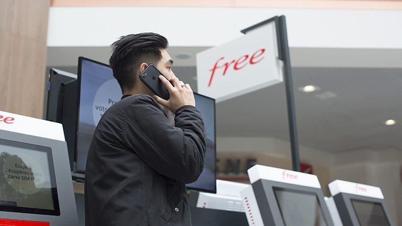 Non, la VoLTE n'est pas encore disponible chez Free Mobile