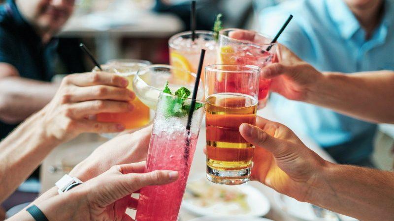 Smartphones : une application pourrait permettre d'indiquer votre taux d'alcoolémie