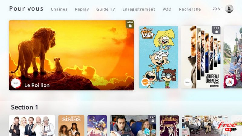 Tutoriel Freebox Pop : comment lancer ou programmer l'enregistrement de vos programmes depuis l'interface TV