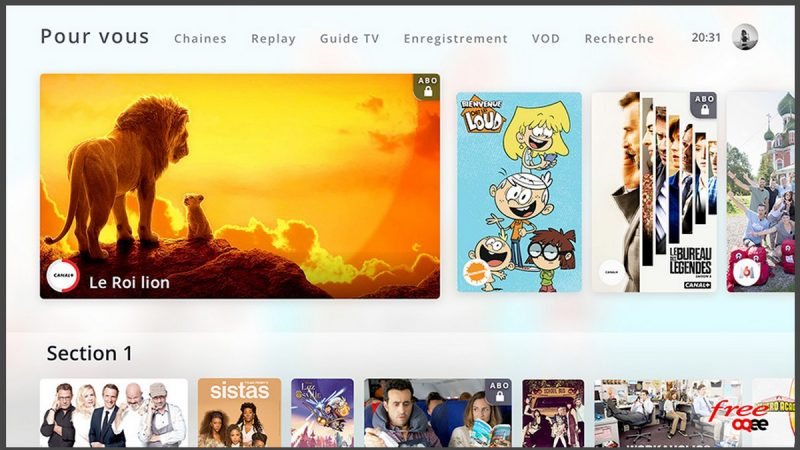 "Tutoriel Freebox Pop : comment utiliser la nouvelle fonction ""start-over"" et le timeshifting"