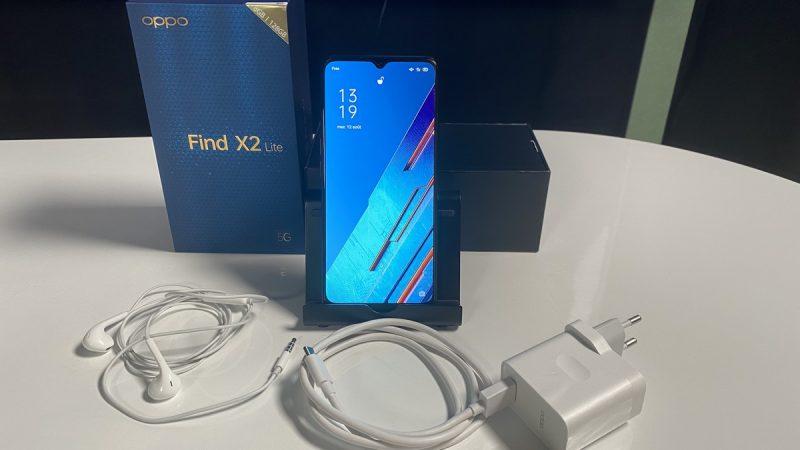Oppo Find X2 Lite : Univers Freebox a testé le smartphone disponible chez Free Mobile