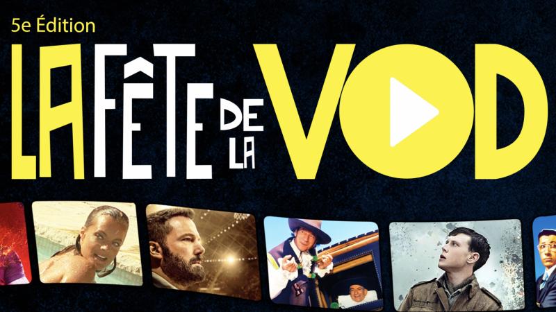 La VOD va avoir encore le droit à sa fête avec des films à 2€ sur plusieurs plateformes disponibles chez Free