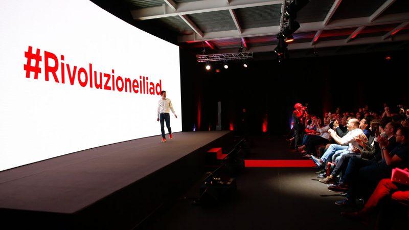 Free annonce prévoir de lancer sa Freebox en Italie début 2021, une première