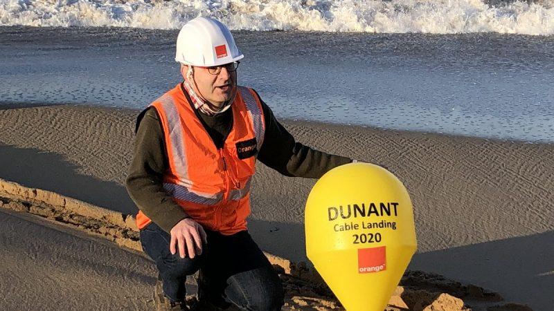 Orange annonce le premier câble sous-marin à débarquer sur la côte atlantique depuis plus de 15 ans