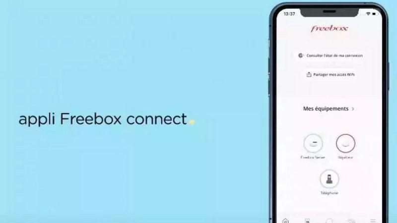 L'application officielle Freebox Connect, qui permet de gérer facilement son Wi-Fi, se met à jour pour tous les utilisateurs iOS
