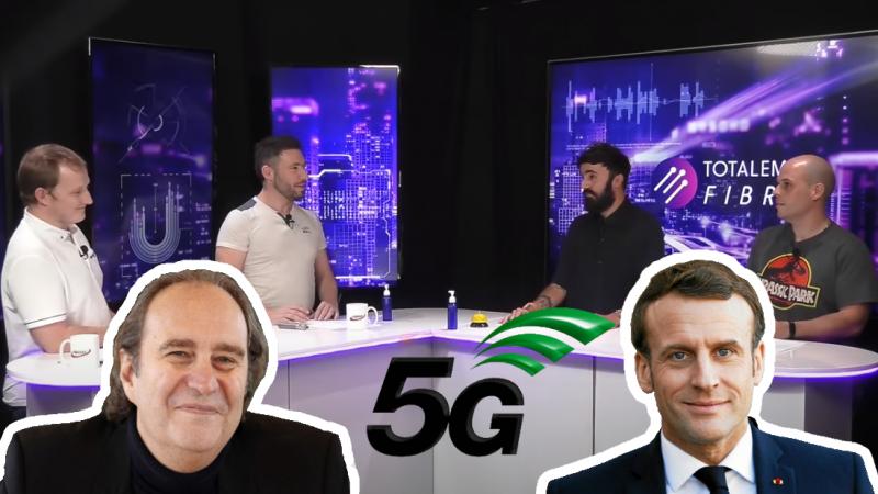 Totalement fibrés  : La 5G fait le buzz mais que prépare Free ? L'avenir de la Freebox Révolution en question, etc.