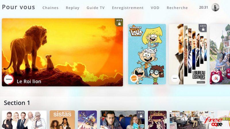 Tutoriel Freebox Pop : comment créer et personnaliser son profil utilisateur pour l'interface TV