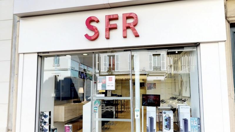 Clin d'œil: deux voleurs ciblent un magasin Orange mais attaquent finalement SFR
