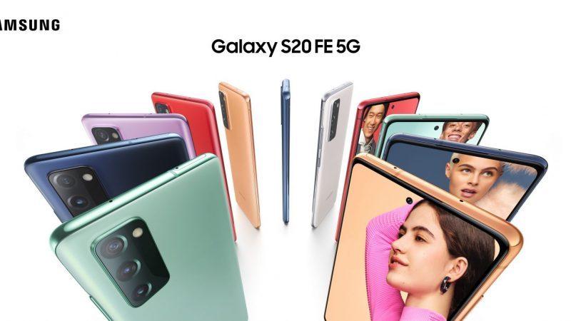 Free Mobile : les nouveaux Samsung Galaxy S20 FE désormais disponibles à l'achat avec une grosse réduction et un bracelet connecté offert