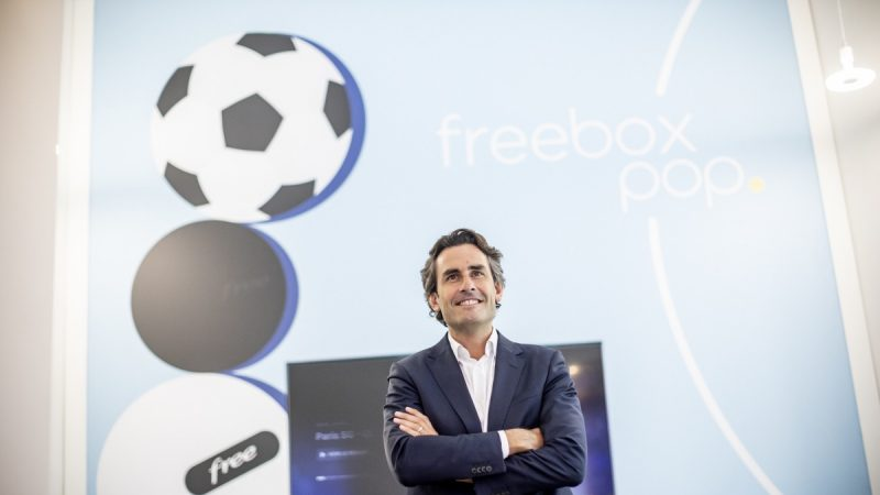 Selon Thomas Reynaud, les offres d'Iliad/Free pour les entreprises seront une révolution au même titre que la Freebox et Free Mobile