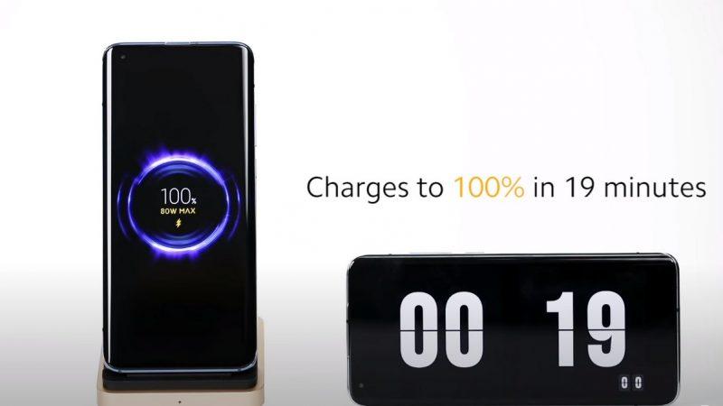 Xiaomi présente une charge ultra rapide en sans-fil pour les smartphones