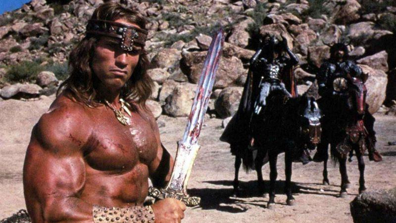 """Netflix : Une série sur """"Conan le barbare"""" va prochainement voir le jour"""