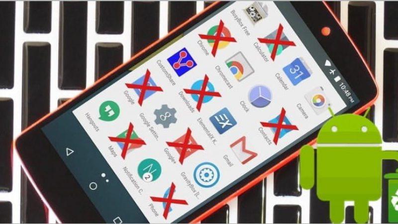 Applications préinstallées sur les smartphones, Bruxelles agacée par ce procédé