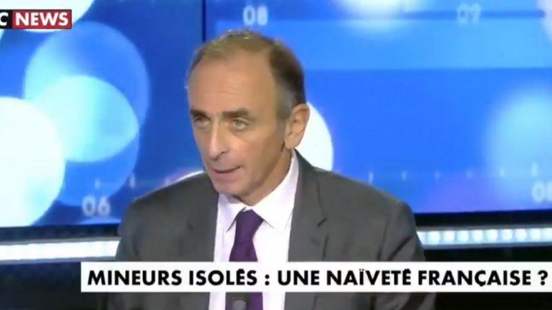 LCI et CNews mis en garde par le CSA, Éric Zemmour au coeur de la polémique