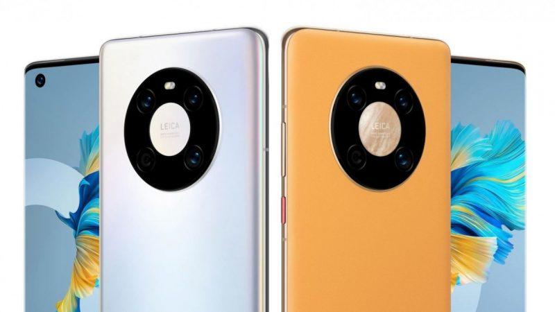 Huawei présente ses nouveaux smartphones Mate 40 avec écran OLED, 5G, photo 50 Mégapixels et charge ultra rapide