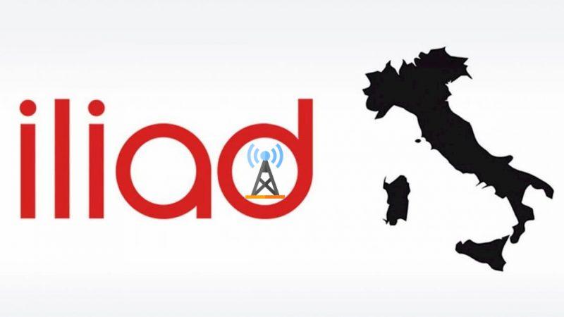 Iliad dépasse son objectif de déploiement mobile en Italie, avec deux mois d'avance