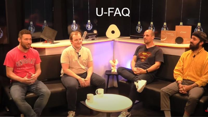 Découvrez U-FAQ et les réponses à vos questions sur Univers Freebox : Quelles relations avons nous avec Free ? Sommes-nous journalistes ? etc.