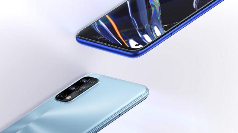 Smartphones : les Realme 7 et 7 Pro arrivent en Europe, le OnePlus 8T se montre en avance