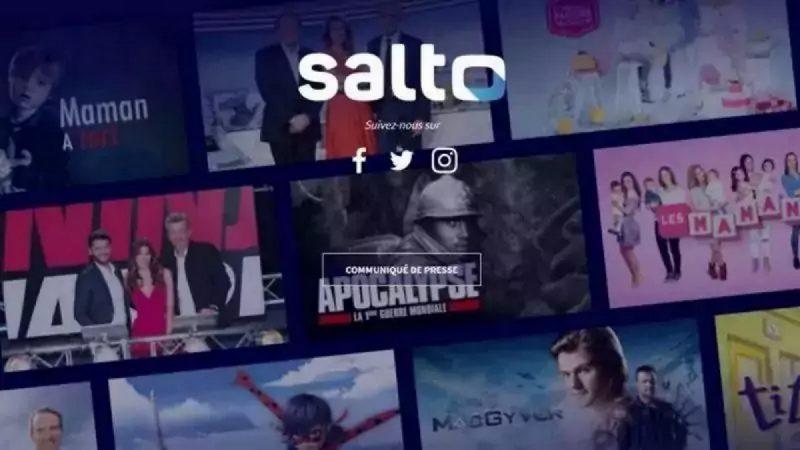 Salto : le service SVOD de TF1, France Télévisions et M6 devrait débarquer le 20 octobre
