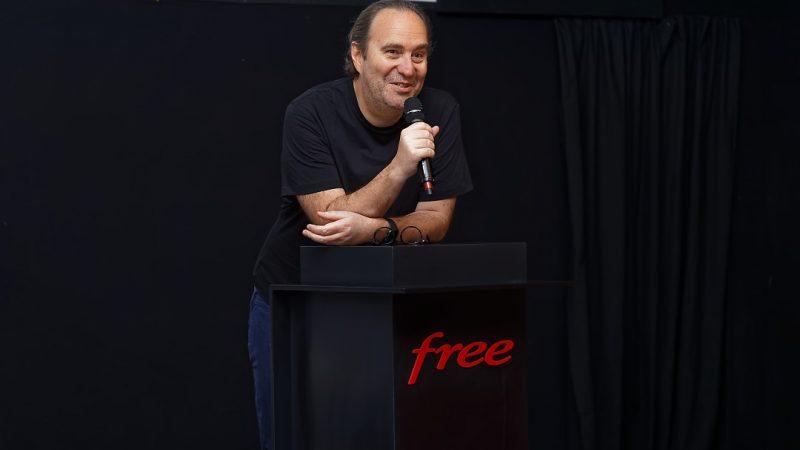 Xavier Niel annonce qu'un tiers des abonnés Freebox sont déjà en fibre, et donne sa solution pour aller encore plus vite
