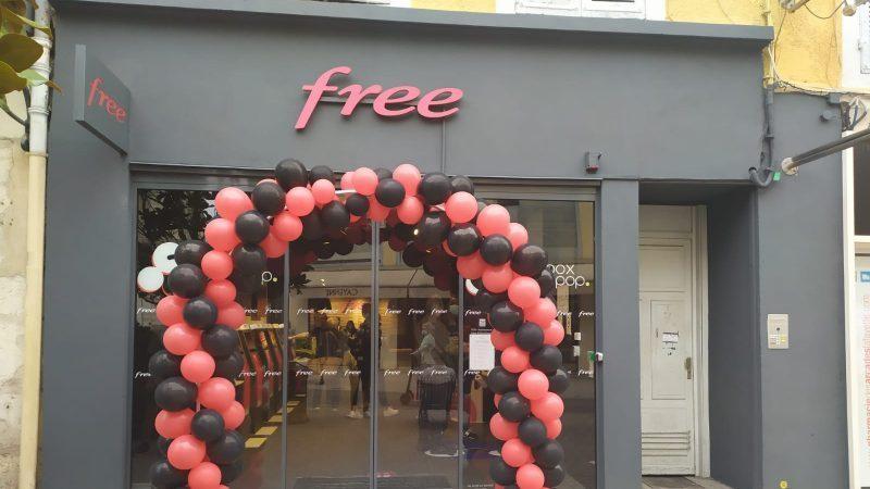 Free annonce l'ouverture prochaine d'un nouveau Free Center, à vous de deviner dans quelle ville