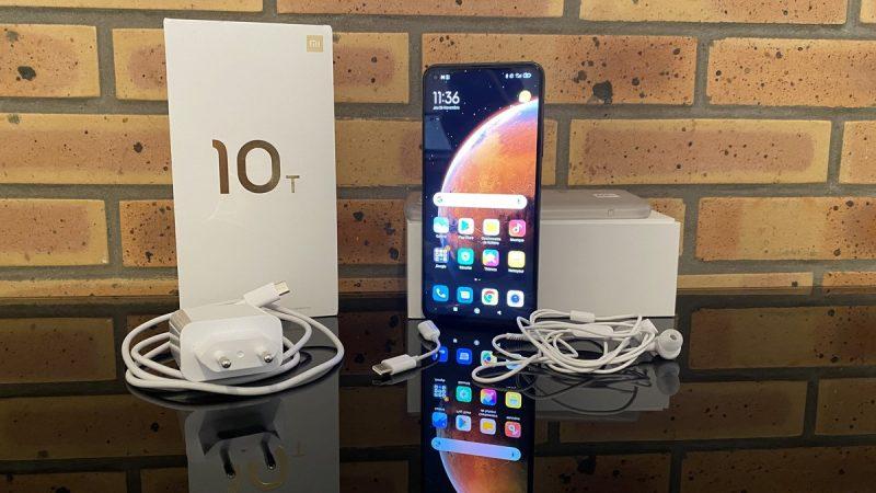 Test du Xiaomi Mi 10T disponible chez Free Mobile, un nouveau smartphone haut de gamme à gagner prochainement avec Univers Freebox