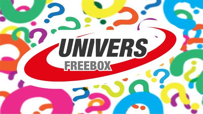 Univers Freebox prépare une nouvelle vidéo U-FAQ : posez-nous vos questions et n'hésitez pas à aborder tous les thèmes, même ceux qui fâchent !