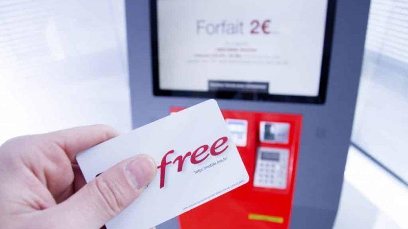 Free poursuit son opération forfait 100Go à 9,99€ pendant un an pour les abonnés à 2€