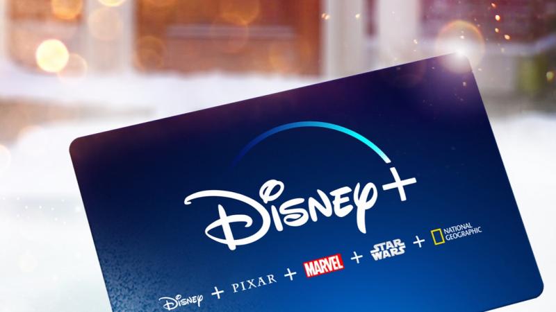 Disney+ permet désormais d'offrir un abonnement à vos proches