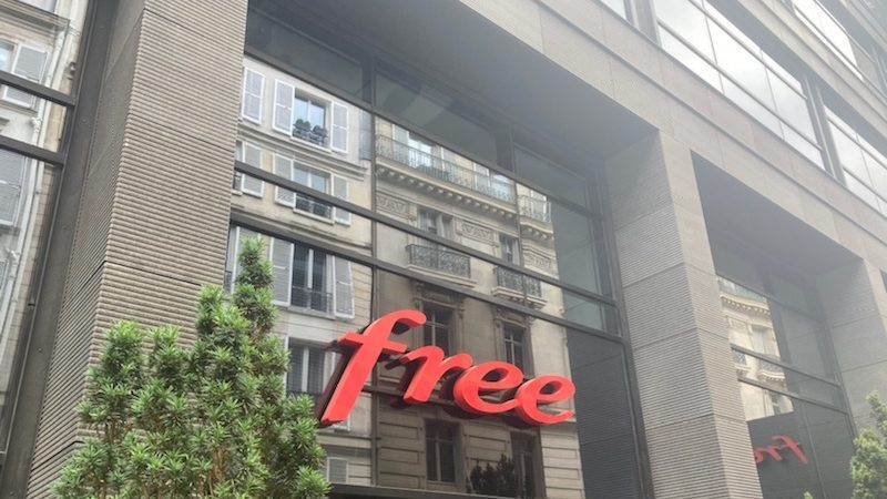 Free offre une avant-première à ses abonnés Freebox sauf Pop