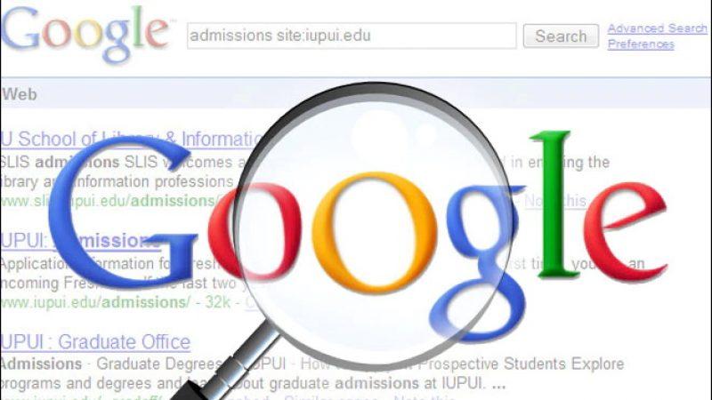 Google : 165 concurrents réclament une action forte de la part de l'Union Européenne