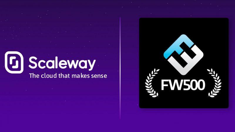 Scaleway : la filiale cloud d'Iliad élue premier fournisseur cloud de la French Tech