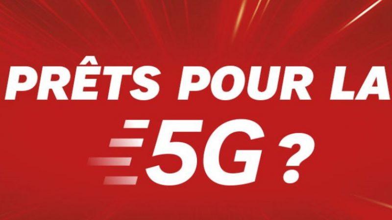 Téléphonie mobile: la 5G
