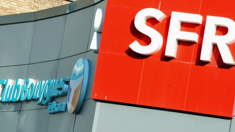 SFR et Bouygues Telecom réclament 2 milliards d'euros de compensation à l'État