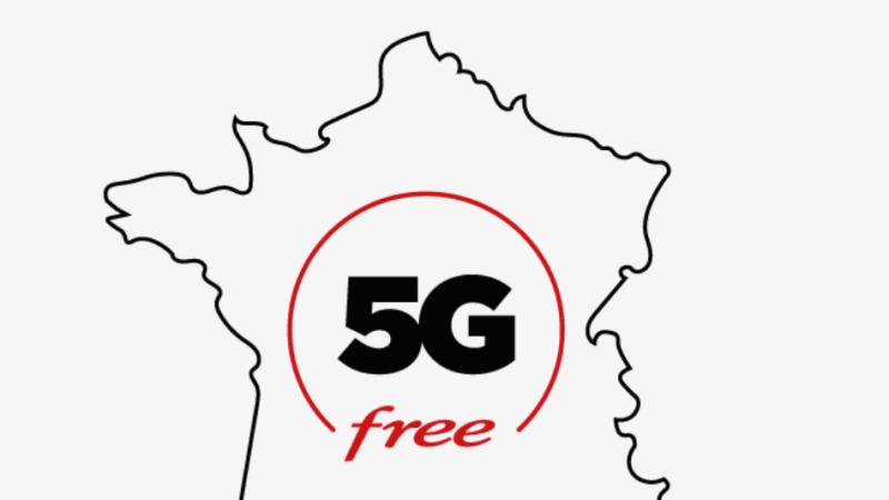 Free annonce disposer du plus grand réseau mobile 5G de France et se compare à ses rivaux