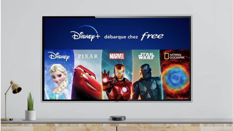 Free annonce l'arrivée de Disney + sur plusieurs Freebox avec 6 mois offerts