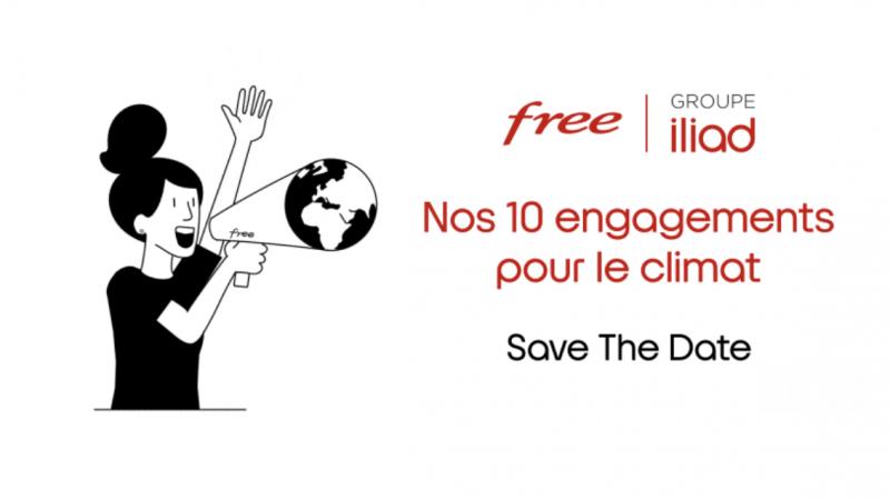 """Free veut atteindre la neutralité carbone et va présenter """"10 engagements"""""""