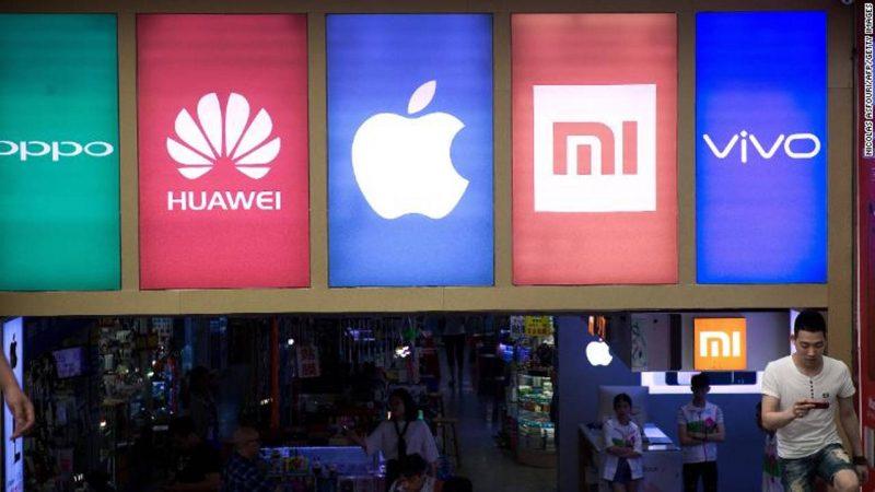 Apple quitte le podium des vendeurs mondiaux de smartphones et se fait devancer par Xiaomi