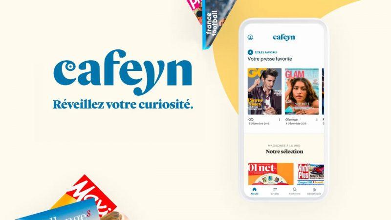 """Interview Univers Freebox : Cafeyn, """"nous sommes partants pour proposer une option à tous les abonnés Free, des discussions sont en cours"""""""