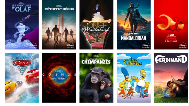 Disney+ gratuit pendant 6 mois sur Freebox Pop : les films et séries à ne pas louper pendant les fêtes