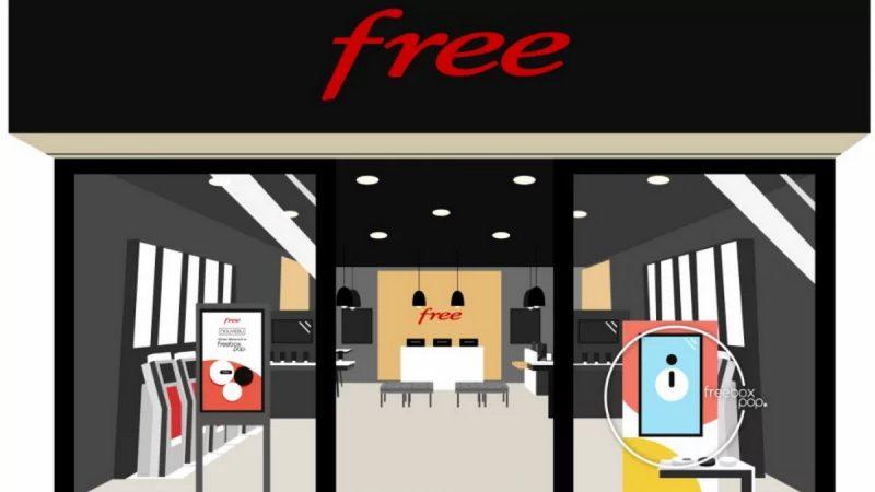 Free lance une nouvelle énigme pour découvrir la ville où ouvrira l'une de ses futures boutiques